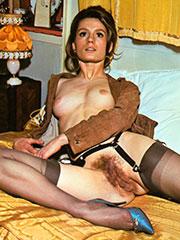 Порно милф из категории «Ретро»
